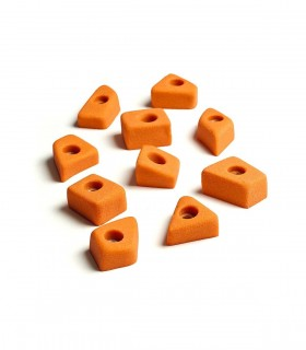 Set of 10 Footholds Tacos XS