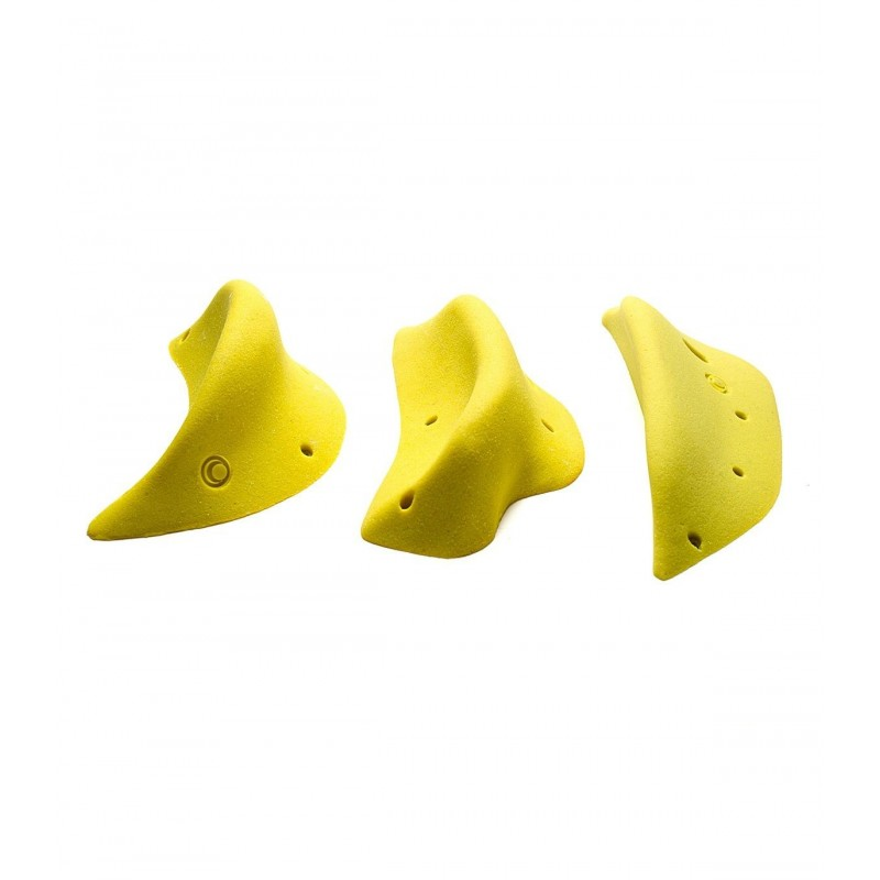 Set of 3 holds Wave