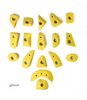 Set of 17 holds XS