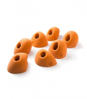 Set of 7 holds Riglos
