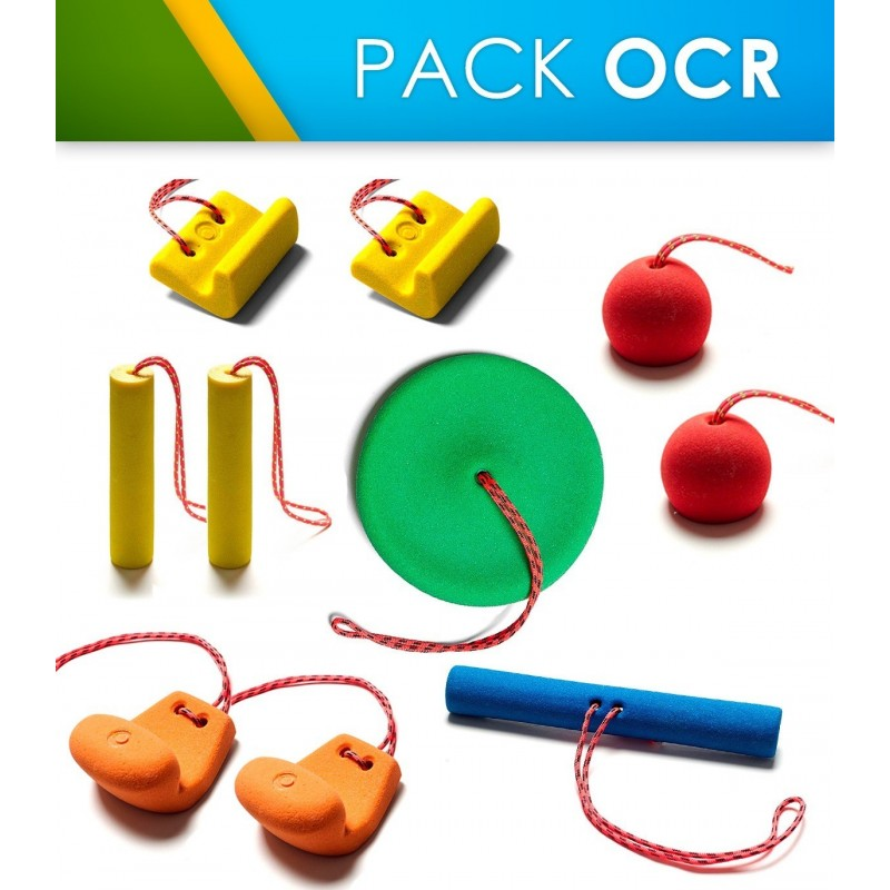 Set of holds OCR Combo