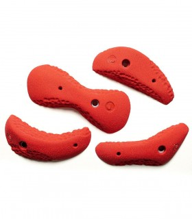 Set of 4 Pinch holds Meteor