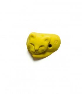 Kitten-shaped hold