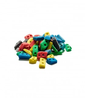 Set of 50 Footholds