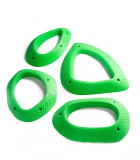 Set of 3 holds Hoops