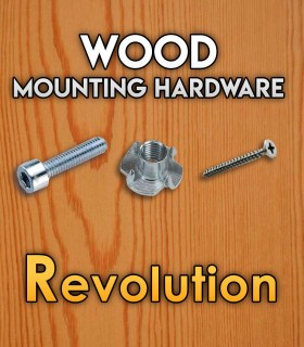 Pack of mounting hardware for the Set of 118 holds Revolution